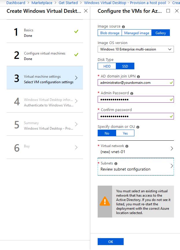How-to deploy Windows Virtual Desktop in Azure - Erjen Rijnders